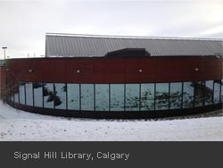 Signal Hill Library